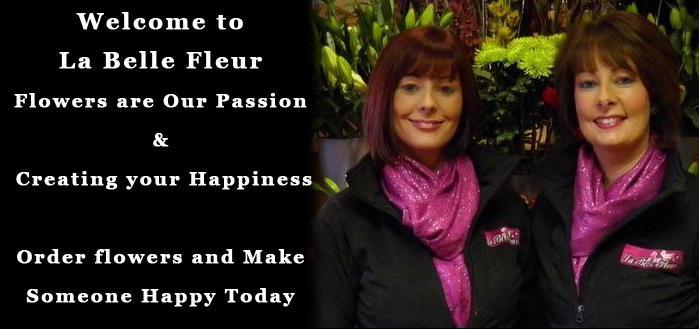 La belle fleur award winning interflora florist in for La belle fleur